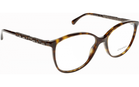 Chanel Eyeglass Frames For Less : Chanel CH3304B C714 53 Glasses - Free Shipping Shade Station