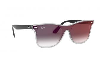 Ray-Ban Blaze Wayfarer RB4440N Sunglasses - Free Shipping   Shade ... e9080ece1512