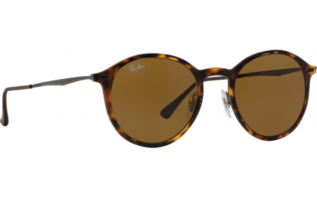 5378941a9c1f44 Ray-Ban Round Light Ray RB4224 646 55 49 Lunettes de soleil ...