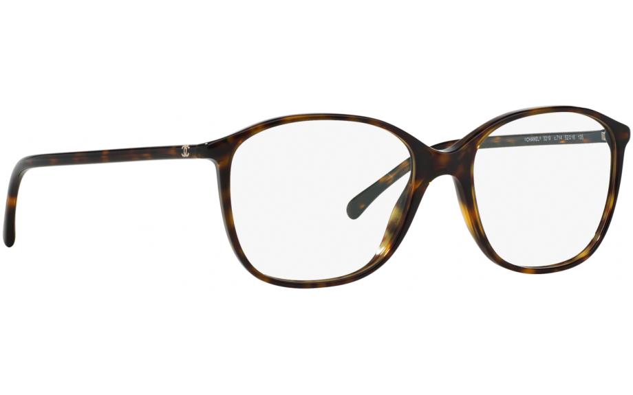 chanel ch3219 c714 52 lunettes livraison gratuite shade station. Black Bedroom Furniture Sets. Home Design Ideas