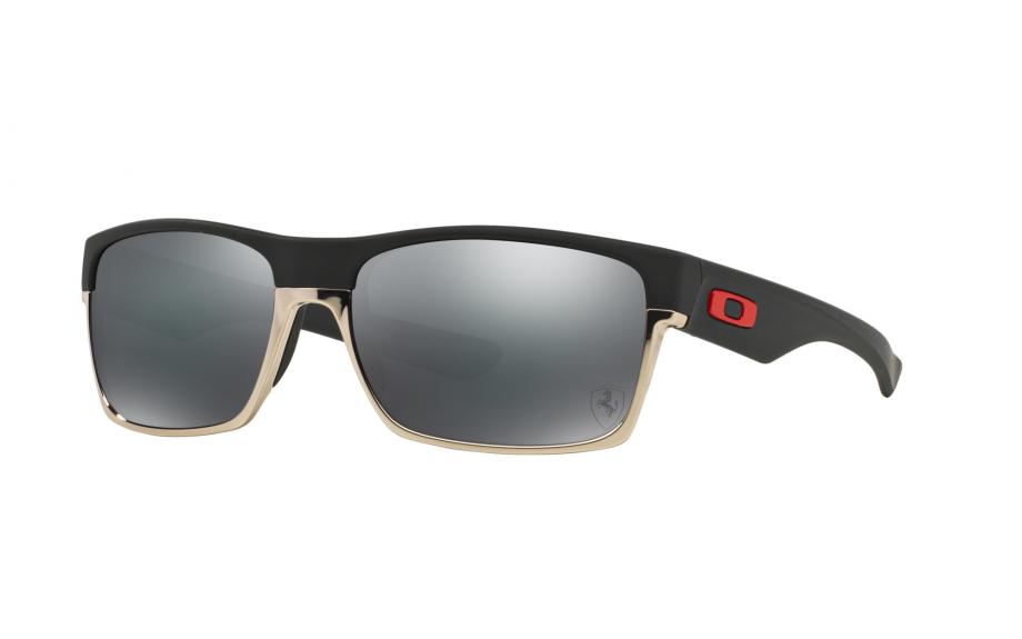 8d676ef0f3b5e Oakley Ferrari édition spéciale deux faces mat noir OO9189-20 ALT -  Livraison gratuite