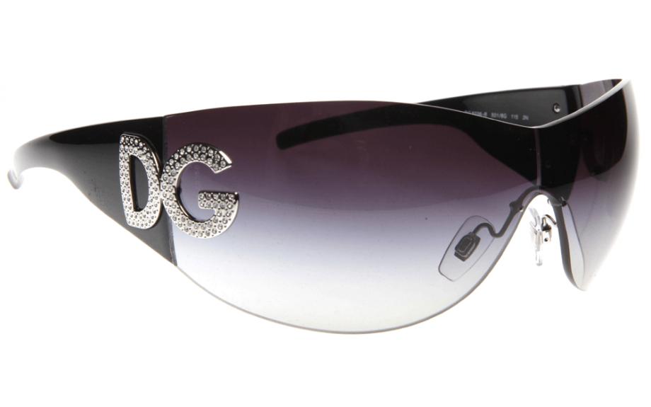 5bfb237185 Lunettes de soleil Dolce & Gabbana DG6036B 501 / 8G - Livraison gratuite |  Shade Station