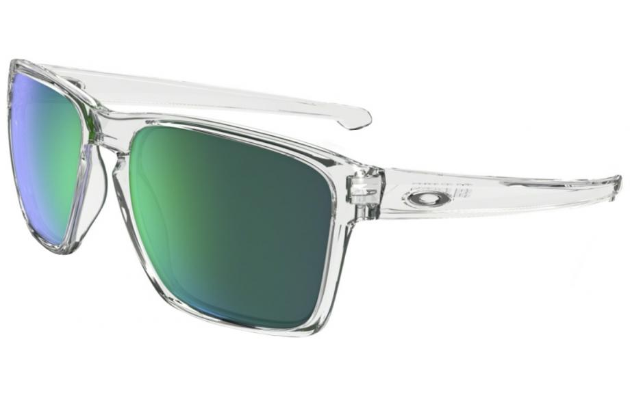 73a7ad7377 Oakley Sliver XL Polished Clear OO9341-02 - Livraison Gratuite | Shade  Station